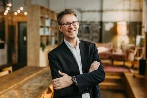 Dr. Daniel Boese - Geschäftsführer der AKAD Bildungsgesellschaft mbH