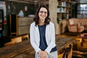 Prof. Dr. Doreen Schwinger - Studiengangsleiterin Betriebswirtschaftslehre (B.A.)